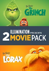 Illumination Presents: Dr. Seuss' The Grinch & Dr. Seuss' The Lorax 2-Movie Pack