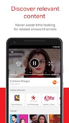 Airtel TV: Movies, TV series, Live TV APK screenshot thumbnail 6