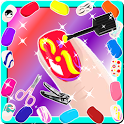 Nail Salon Princess Manicure icon
