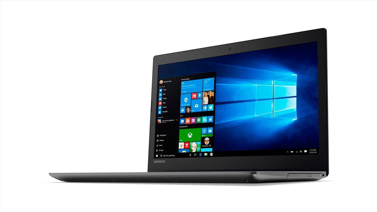 Фото2  Ноутбук Lenovo IdeaPad 320-15 Onyx Black (81BG00QJRA)