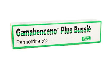 Gamabenceno 5% Plus Crema