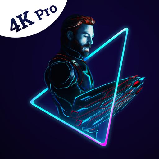 Superhero 4K : Live Wallpapers Changer