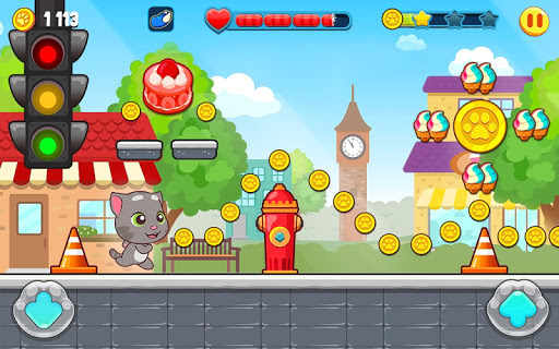 Talking Tom Candy Run for PC