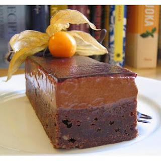 Brownie With Chocolate