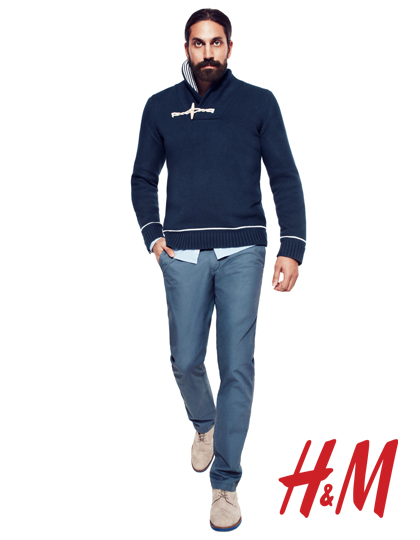 Photo: Available in selected stores and online at http://bit.ly/A9frBE. For availability and prices, please get in touch with your nearest store. Visit http://www.hm.com/store-locator for contact details.