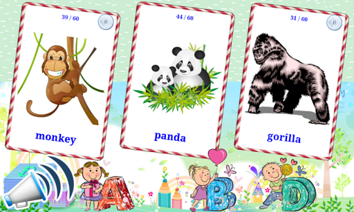 Animals Sounds Flashcards V2
