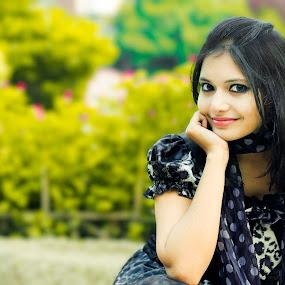 Himi by Arafat Chowdhury - People Portraits of Women
