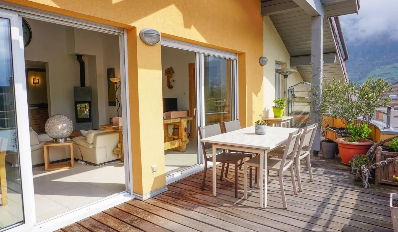 Appartement avec terrasse Sallanches