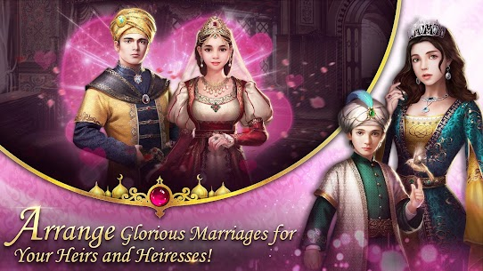 Game of Sultans MOD Apk 2.5.02 (Unlimited Money) 4