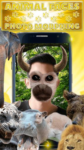 Animal Faces - Photo Morphing 1.2 screenshots 2