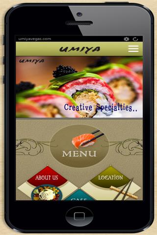 Las Vegas Sushi Umiya