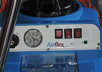 hot water extraction machine for carpet cleaning