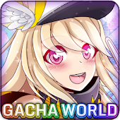 Gacha World icon