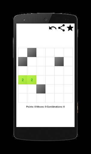 2048 Blocked Tiles