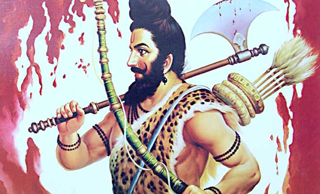Parshuram Jayanti is celebrated to honor Lord Parshuram, the sixth incarnation of Lord Vishnu.