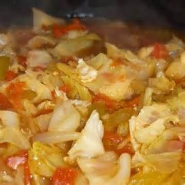 Wonder Soup (Cabbage Soup)
