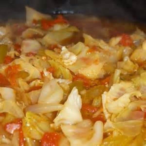 Wonder Soup (cabbage Soup) Recipe