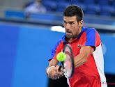 Novak Djokovic druipt af zonder olympische medaille in het heren enkelspel