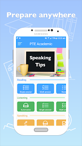 PTE Preparation - Ready for exam 3 0 3 + (AdFree) APK for Android