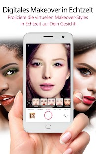 YouCam Makeup–Selfie Makeover – Miniaturansicht des Screenshots