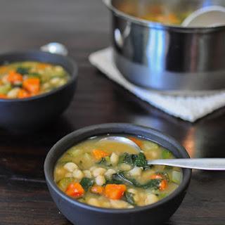 Winter Greens Soup Kale Recipes