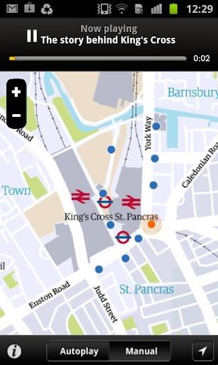 King's Cross Streetstories screenshot 1