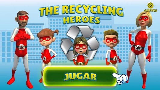 THE RECYCLING HEROES 1.0.0.0