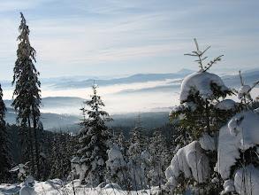 Photo: 23.Wielki Chocz (1608 m) ciągle widoczny na horyzoncie.