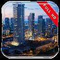 Tel Aviv Timelapse LWP icon