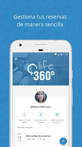 360 Life  screenshots 1