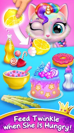 Twinkle - Unicorn Cat Princess screenshots 5