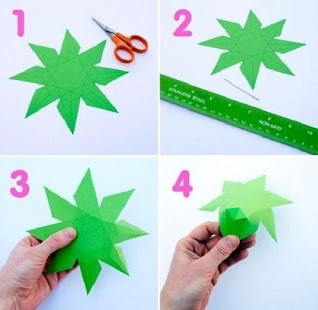 [idea way folded origami] Screenshot 4