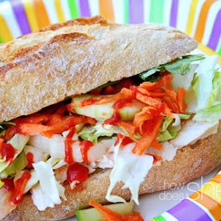 Banh Appetit! Banh Mi Vietnamese Sandwiches