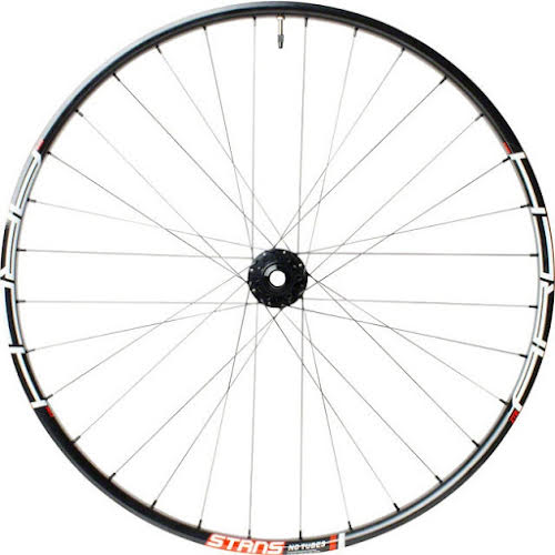 Stans No Tubes Arch MK3 Front Wheel: 27.5""