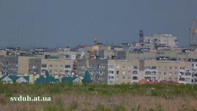 Photo: 03.08.2012 р.Б. покрито булатом маківку головного куполу