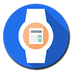 Calculator For Android Wear Icon