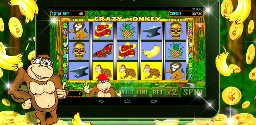 Игровые автоматы для андроид crazy игровой автоматы игры