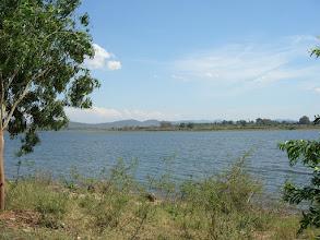 Photo: The lake at Kabini, Nagarahole in Karnataka in 2006