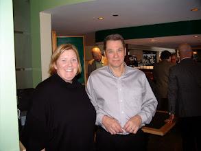 Photo: Sandy Taylor & Bob Kilpatrick