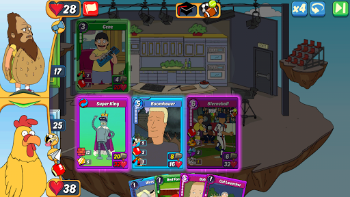 Animation Throwdown: Your Favorite Card Game! 1.0.86 screenshots 6