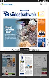 Südostschweiz (Tablet) screenshot 6
