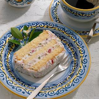 Cassata alla Siciliana (Quarkkuchen sizilianische Art)