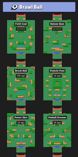 Star List for Brawl Stars 1.0 screenshots 2