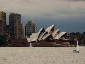 Photo: AUSTRALIE-L'Opéra et les tours de Sydney