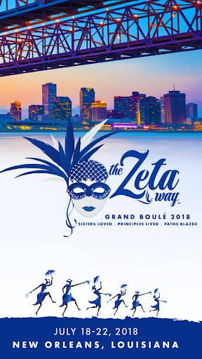 The Zeta Way Grand Boulé 2018