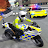 Police Car Driving - Motorbike Riding logo