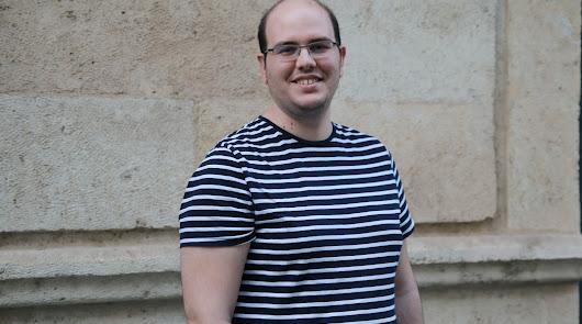 Mario Rodríguez, en Almería