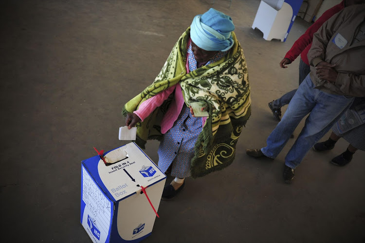 Just before midnight on Wednesday, the IEC finally explained what that small ID scanner was able to do and could not do during a voting process at a polling station.