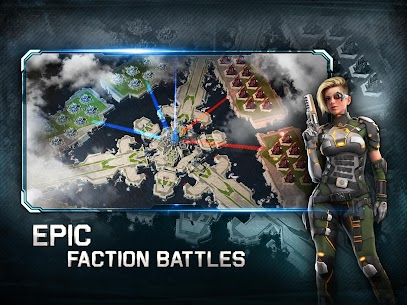 War Planet Online: Real Time Strategy MMO Game 7