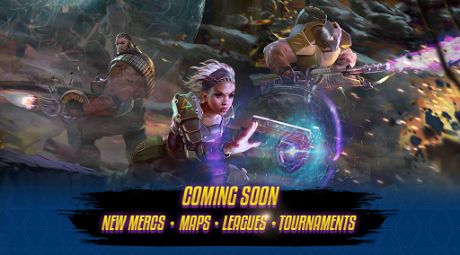 Mayhem - PvP Multiplayer Arena Shooter 1.26.0 screenshots 6